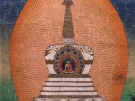 795 stupa
